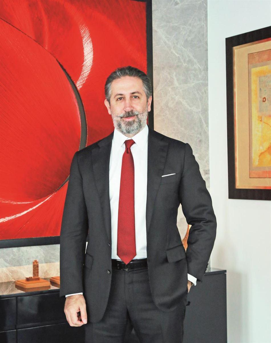Tahincioğlu Yönetim Kurulu Başkanı Özcan Tahincioğlu