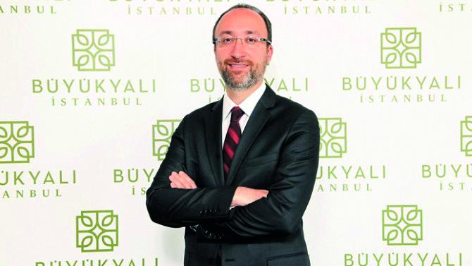 Özak GYO Genel Müdürü Fatih Keresteci