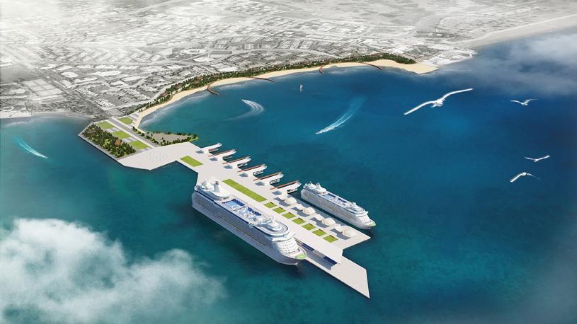Kruvaziyer Liman Projesi