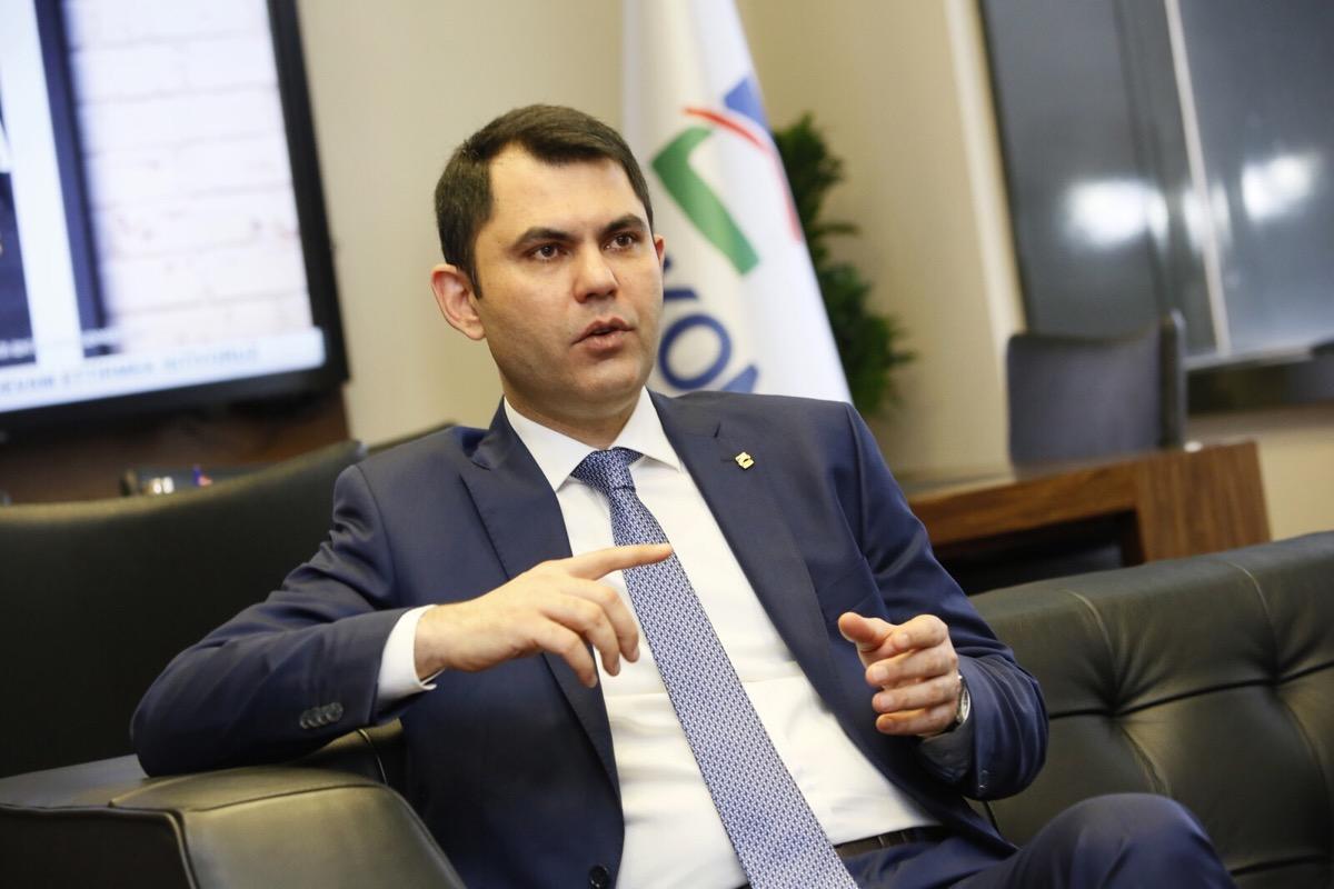 Emlak Konut Genel Müdürü Murat Kurum