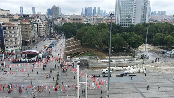 İstanbul'da 71 Meydan Yeniden Yapılacak