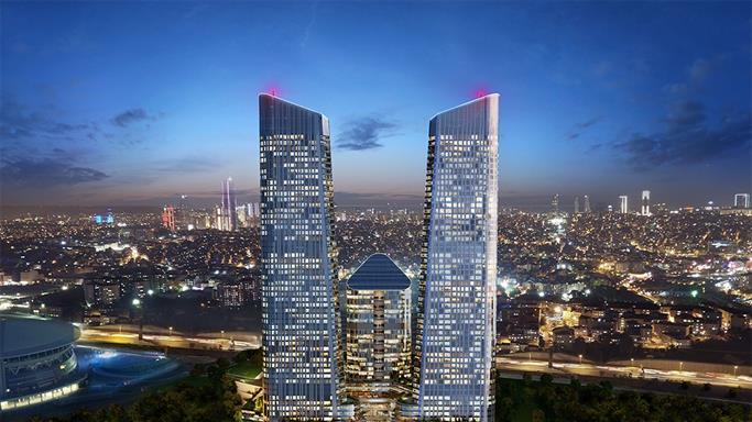 Skyland İstanbul Projesi Nerede?