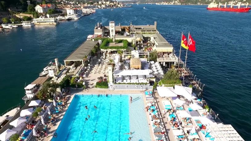 Galatasaray Adası'na Neler Oluyor?