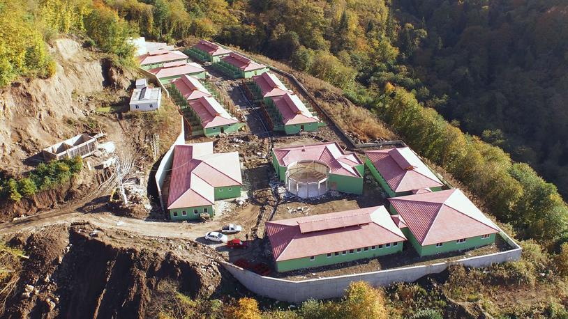 Trabzon'da Doğal Yaşam Unutulmadı