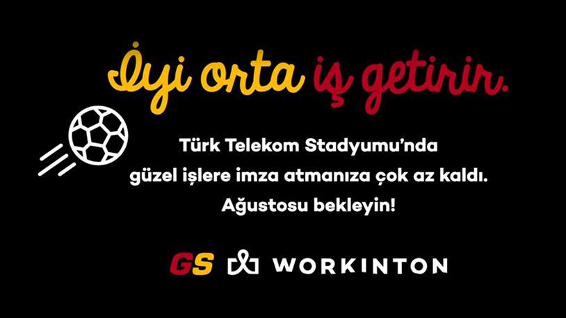 Türk Telekom Stadyumu Yeni İş Adresiniz Oluyor!