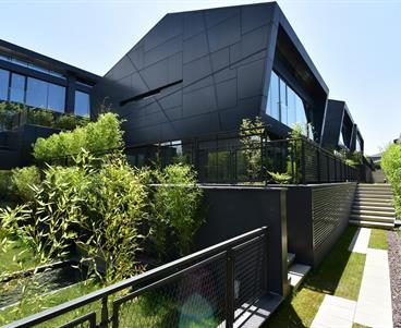 Yeni Nesil Villa Yaşamı; Terrace Plus