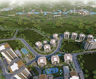 Başakşehir'de yeni bir konsept; Vadi Şehir