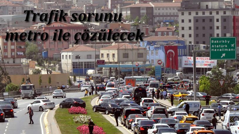 İstanbul'un Metro Ağı Büyüyor