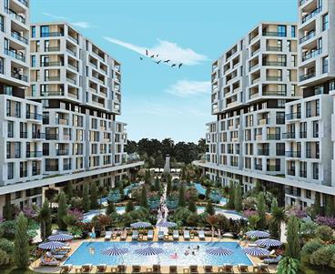 Hayatın merkezinde olmak isteyenlere; Westside İstanbul