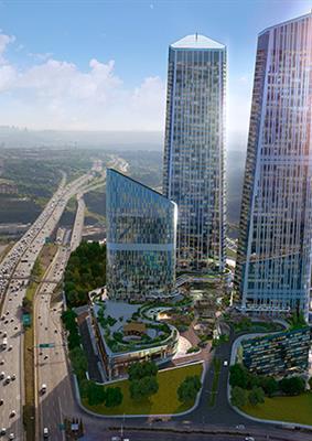 İstanbul'un Merkezinde Yaşayacağınız 5 Proje