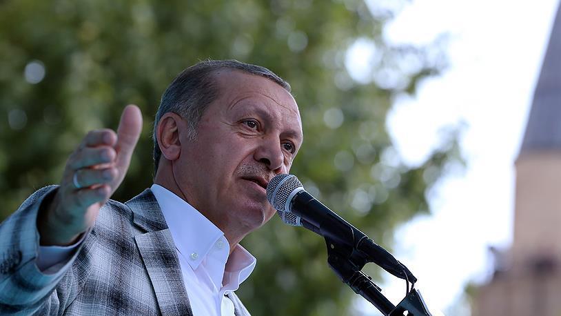 Erdoğan: Yatırımlar Devam Ediyor