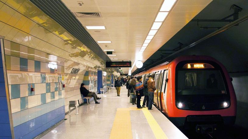 Ümraniye-Ataşehir-Göztepe Metro İnşaatı Başladı
