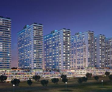 Kentsel Dönüşümün Gülen Yüzü; Mina Towers