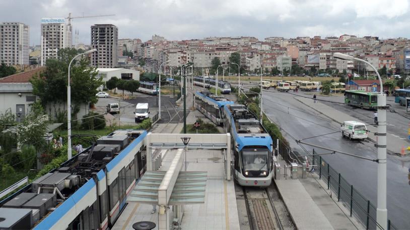 Zeytinburnu'nda Tramvay Yerin Altına Alınacak