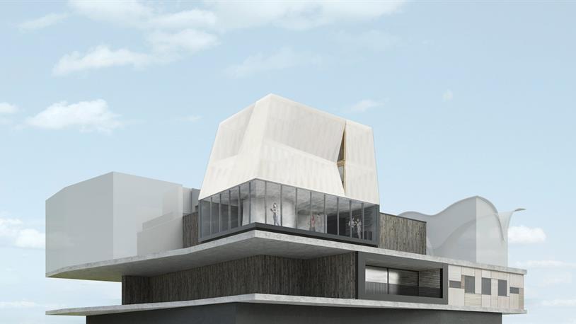 İlk Dijital Bina: DFAB House