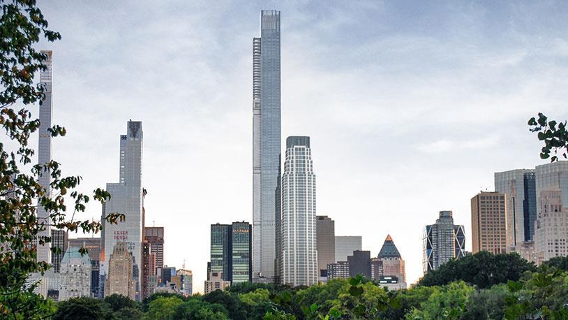 Dünyanın En Uzun Binası 472 Metre!