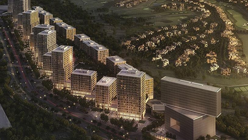 Selenium By Deyaar Projesi Dubai City'de Yükseliyor