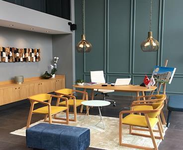 Erguvan Premium Residence'a, Premium Satış Ofisi!