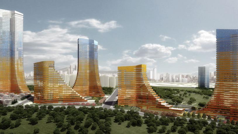 Varyap'ın Yeni Projesi Kurtköy'e