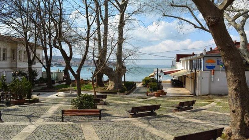 Çengelköy'de Yenileme Çalışmaları Başlıyor