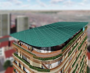 Mint E-5 projesi Kağıthane'de yükselecek