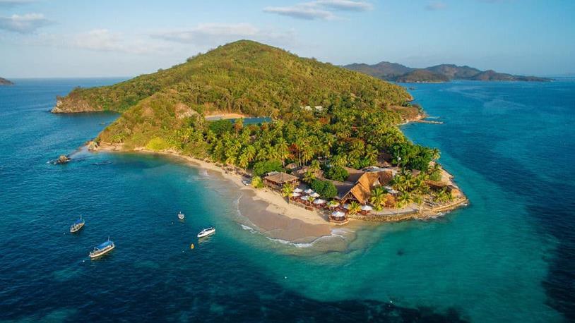 Castaway Adası 1 Milyon 600 Bin Dolara Satılıyor