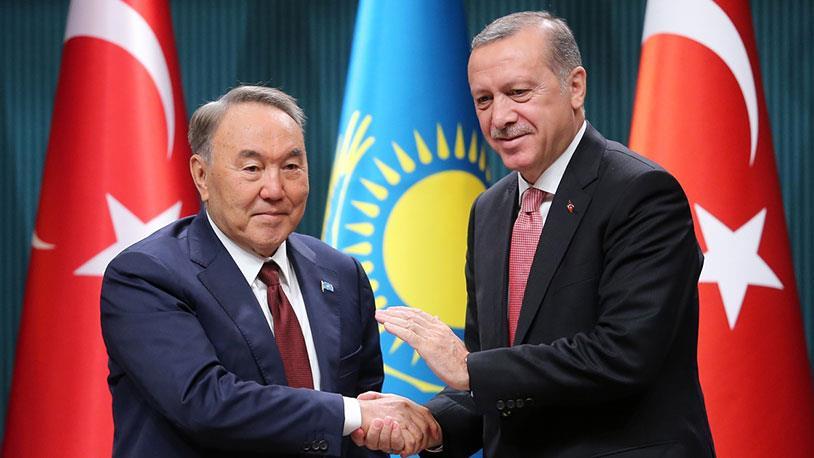 Türkiye İle Kazakistan Arasında 26 Yatırım Projesi İçin Anlaşma Yapıldı