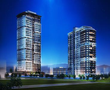 Anadolu Yakası'nın yeni gözdesi; Referans Kartal Towers