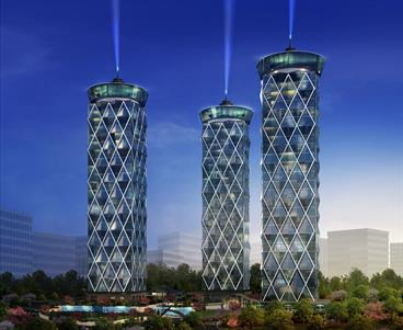 A Plus Bir Yaşam; Velvet Towers