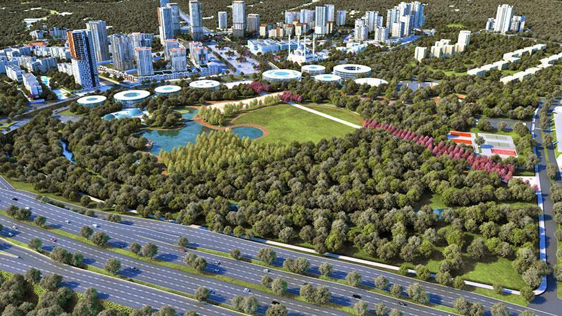Kuzey Yakası İstanbul'un Yeni Merkezi Olacak
