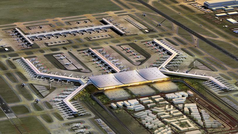 Üçüncü Havalimanı Konut Sektörünü Hareketlendirdi