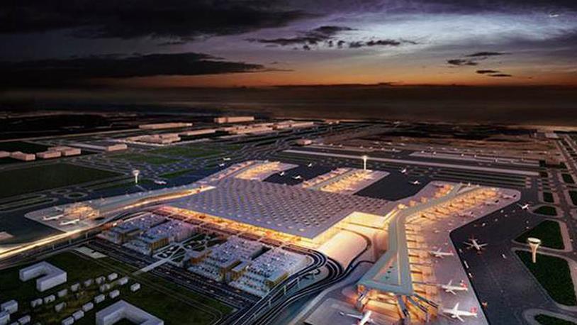 Araplar En Çok 3. Havalimanı'nı Soruyor