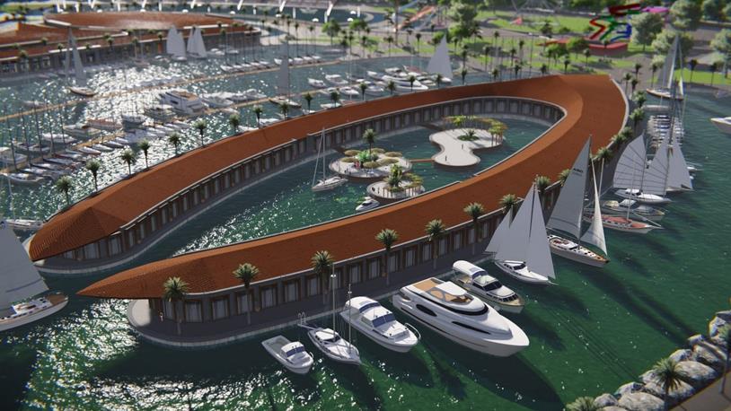Tuzla Marina Projesi Ödül Kazandı