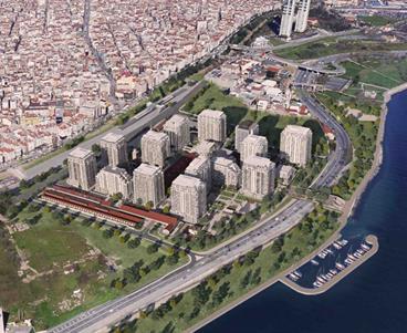 Büyükyalı İstanbul'da Satışlar Hızla Devam Ediyor