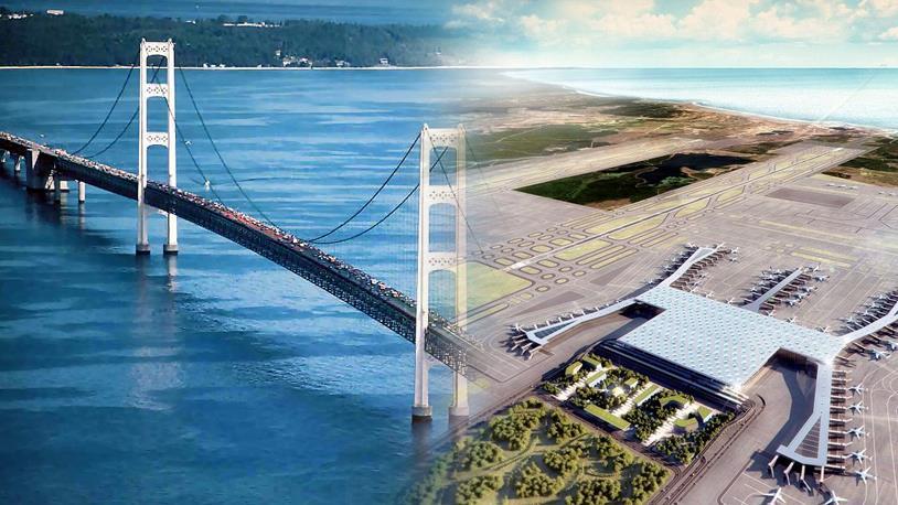 Mega Projeler Dubai'de Tanıtıldı