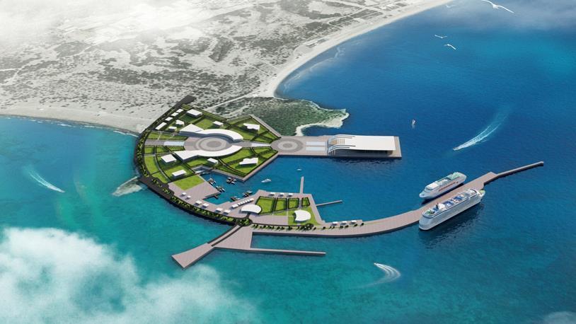 Antalya'da Kruvaziyer Yat Limanı Projesi Onaylandı