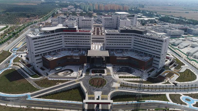 Adana Şehir Hastanesi Yarın Açılıyor