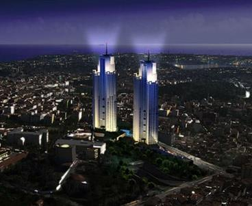 İstanbul'u Yükseklerde Yaşayın; Anthill Residence