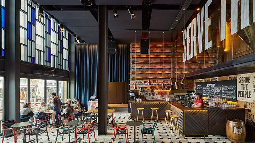 The Populıst Restaurant - Bar, Design Awards'ın Finalisti!