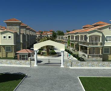 Aydın'ın En Değerlisi; Akbük Country Villas