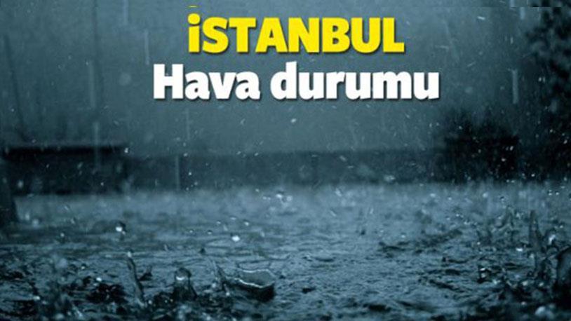 İstanbul'a Meteoroloji Uyarısı!