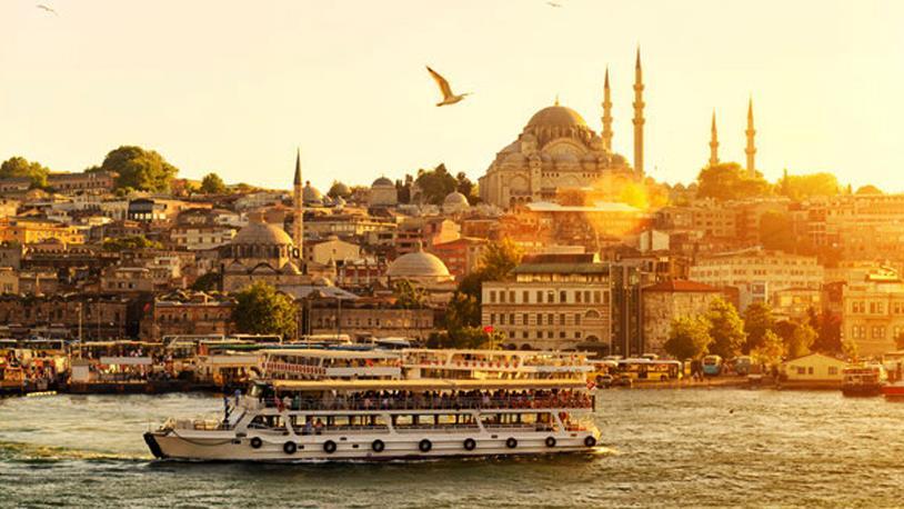 İstanbul En Çok Ziyaret Edilen Şehirler Arasında