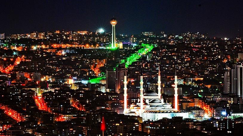 En Yüksek Gelirliler Ankara'da Yaşıyor
