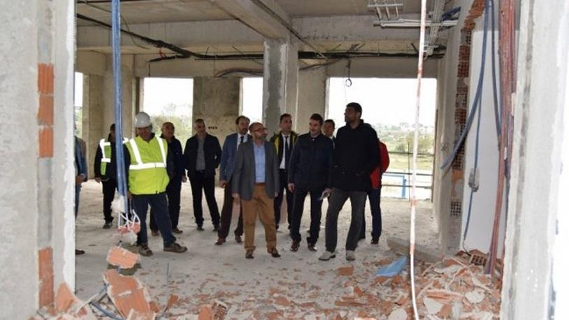 Kartepe Belediyesi Yeni Hizmet Binasına Kavuşuyor
