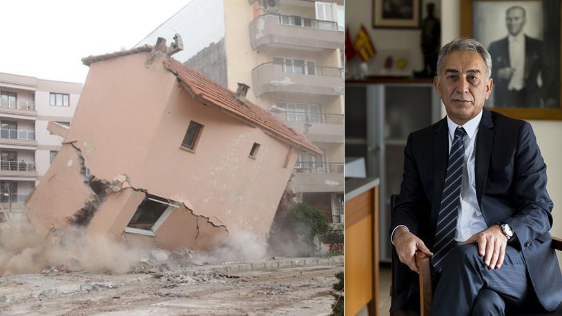 Adnan Polat: Türkiye'de 10 Milyon Ev Yıkılmalı