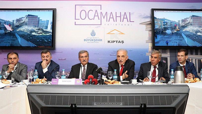 Kiptaş'tan İstanbul'a 10 Bin Konut Müjdesi!