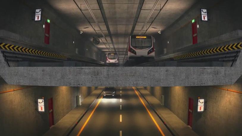 Büyük İstanbul Tüneli'nin İhalesi 2018'De Yapılacak!