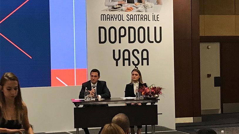 Makyol Santral Projesi Basına Tanıtıldı!