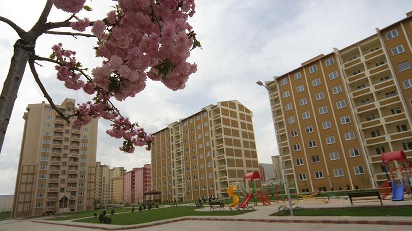 TOKİ Konya'da 180 Konut İnşa Edecek!