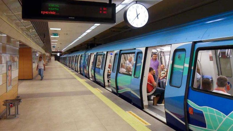 Kirazlı-Halkalı Metro Hattı 2020'De Açılacak